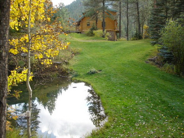Remote Montana Land Isolated Cabin